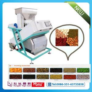 RGB Cashew Color Sorter Machine, Professional and Leader From Hons+ pictures & photos