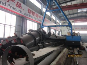 Iron Cutter Suction Dredger pictures & photos