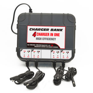 4 Bank Multi Bank Chargers pictures & photos
