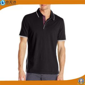 Wholesale Men Polo Shirts 2017 New Pique Polo Shirts pictures & photos