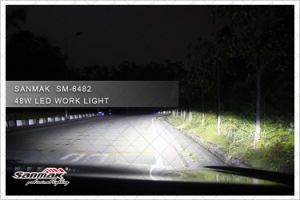 High Lumen 48W Truck Offroad LED Work Lamp pictures & photos