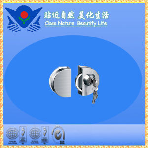 Xc-D2019 High Quality Door Accessories Glass Door Lock pictures & photos