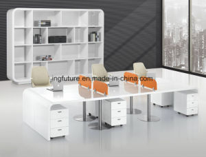 Latest Wooden Team Office Furniture Made of Eco-Friendly Material pictures & photos