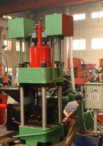 Aluminum Scrap Hydraulic Briquetting Press Metal Scrap Briquette Machine-- (SBJ-630) pictures & photos