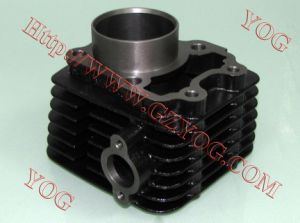 Cilindro Y Anillos Boxer CT/Platino100--Yog Motorcycle Parts Cylinder pictures & photos