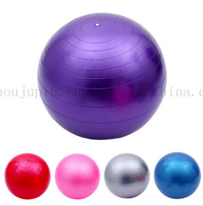 Custom Size Colorful PVC Thickened Ballance Yoga Ball pictures & photos