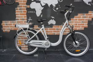 City Electric Bike Elegant Ebike with Durable Lithium Battery pictures & photos