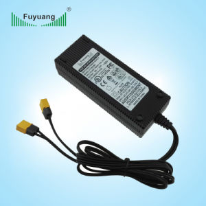 Dual Output Power Max 18V 90W Battery Charger pictures & photos