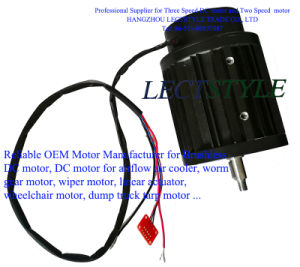 Industry Air Conditioner Cooling Fan Motor with Three Speed or Two Speed pictures & photos