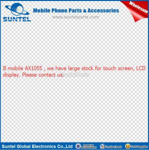 New Hot Sell Mobile LCD Display for B Mobile Ax1055 pictures & photos