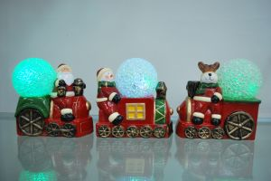Various Design Xmas Candle Holder Craft for Decoration pictures & photos