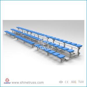 Indoor Gym Bleachers Retractable Folding Stadium Bleacher pictures & photos