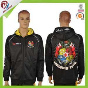 OEM Wholesale Cheap Custom Sublimation Fleece Inside Hoody pictures & photos