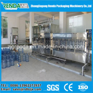 300bph-1000bph 5gallon Barreled Water Filling Machine pictures & photos