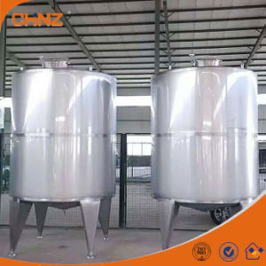 Insulated Stainless Steel 304 / 316 Hot Water Alcohol Storage Tank pictures & photos