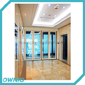 Automatic Folding Doors for Shopping Mall pictures & photos