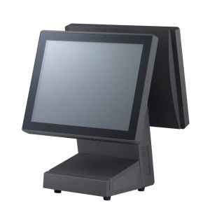 Touch Dual Screen All in One Touch Screen POS System pictures & photos