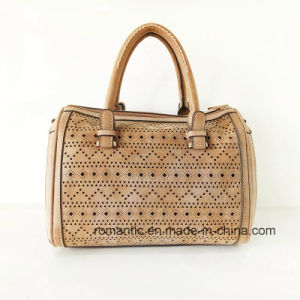 Fashion Style Hot Sale Lady PU Laser Handbags (NMDK-051003) pictures & photos