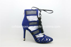 Stock! Large Size High Heels Stock Women Shoes pictures & photos