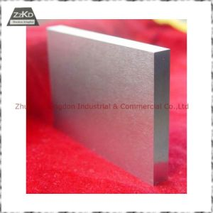 Tungsten Copper Alloy/ Tungsten Copper Bar /Plate for Electric Power pictures & photos