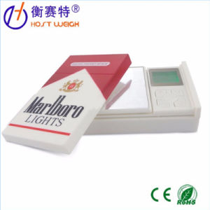 Digital Jewelry Scale Marlboro Light Weight Diamond Weighing Scale pictures & photos