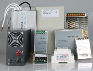 DR-30-24 24V 1.5A 15V 2A DC 5V Switching Power Supply pictures & photos