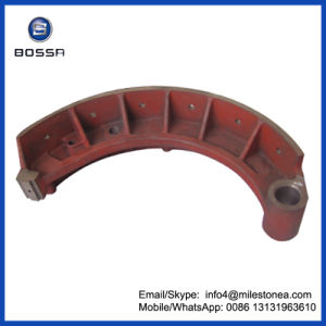 2017 New Design Qt450 Material Brake Shoe for Tractor, Agriculture, Construction Machinery pictures & photos