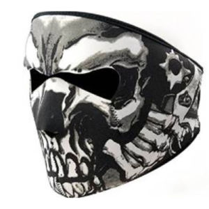 Ghost Pattern Ourdoors Wind Proof Riding Face Mask (AM050) pictures & photos