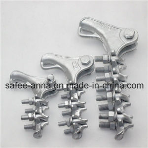 Bolt Type Aluminum Alloy Strain Clamp for AAC ACSR pictures & photos