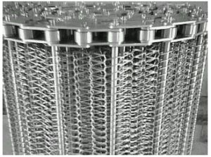 Wire Mesh Conveyor Belt for Food Processing pictures & photos