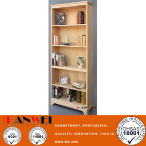 Oak Wooden Furniture Bookshelf Bookcase pictures & photos