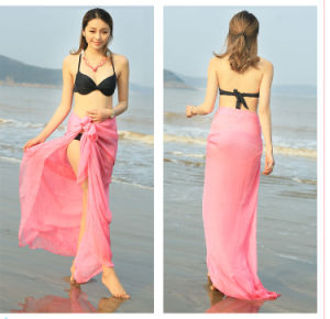 Hot Fabric Sexy Style Voile Romantic Beach Essential Mysterious Fabric pictures & photos