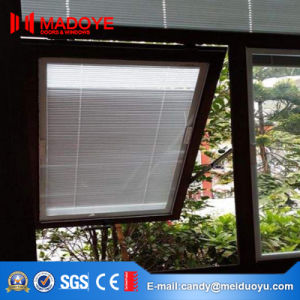 French Style Electric Aluminum Shutter Window pictures & photos