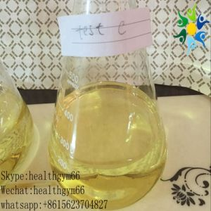 Injection Yellow Liquid Test Cypionate Testosterone Cypionate 250mg/Ml pictures & photos