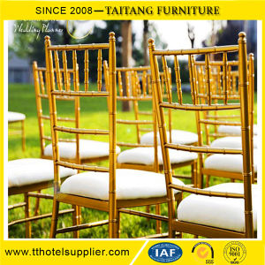 Wedding Event Metal Chiavari Chair Stackable pictures & photos