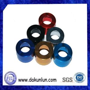 Customized Anodized Aluminum Washer (DKL-1303301) pictures & photos