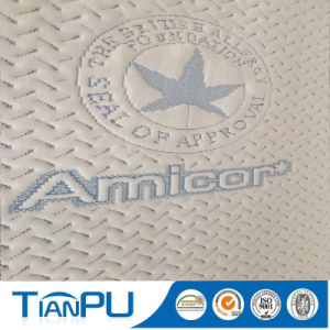 Amicor Fiber Knitted Mattress Fabric pictures & photos