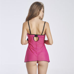 Women Sexy Nighty Dress Babydoll Lingerie for Wholesale pictures & photos