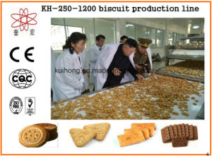 Kh Ce Approved Cookies Making Machine Biscuit pictures & photos