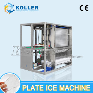 2 Tons/Day Plate Ice Machines for Fishery/Seafood Processing pictures & photos
