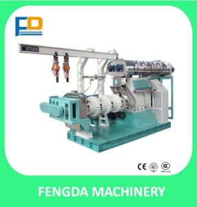 Single Screw Dry Extruder (EXT200G) for Animal Feed Processing Machine pictures & photos