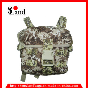 Molle Digital Camo Military Pouch pictures & photos