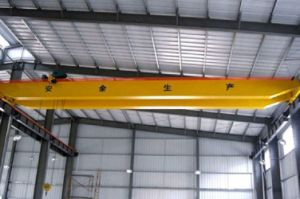 Hot Sale 5t Double Girder Overhead Crane pictures & photos