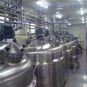 Titanium Reactor with Agitator Mixing Tank/ Mixing Agitator Reactor pictures & photos