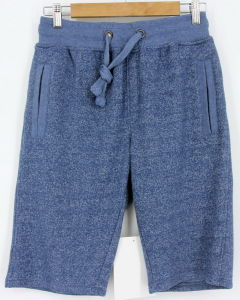 Fashion Fleck DOT Marl Fleece Sweat Jogging Sports Shorts (P3260)