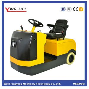 Factory Price Three Wheels Electric Tow Tractor pictures & photos