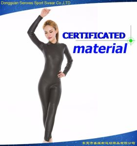 Smooth Skin Neoprene Flexible Slim Sexy Wetsuit for Diving