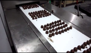 Kh 150 Chocolate Drops Machine pictures & photos