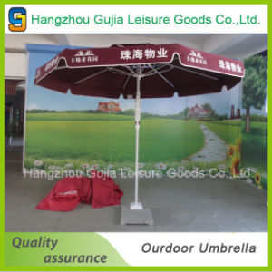 Customized Waterproof Convenient Detachable Pop up Garden Umbrellas pictures & photos
