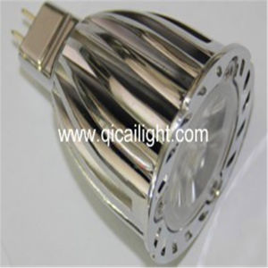 GU10 3X1w LED Spotlight (QC-GU10 3X1W-S7) pictures & photos
